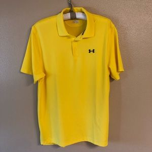 Men's Under Armour Polo (Large)